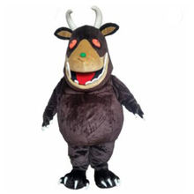 HI CE Human Advertising Gruffalo mascot costume