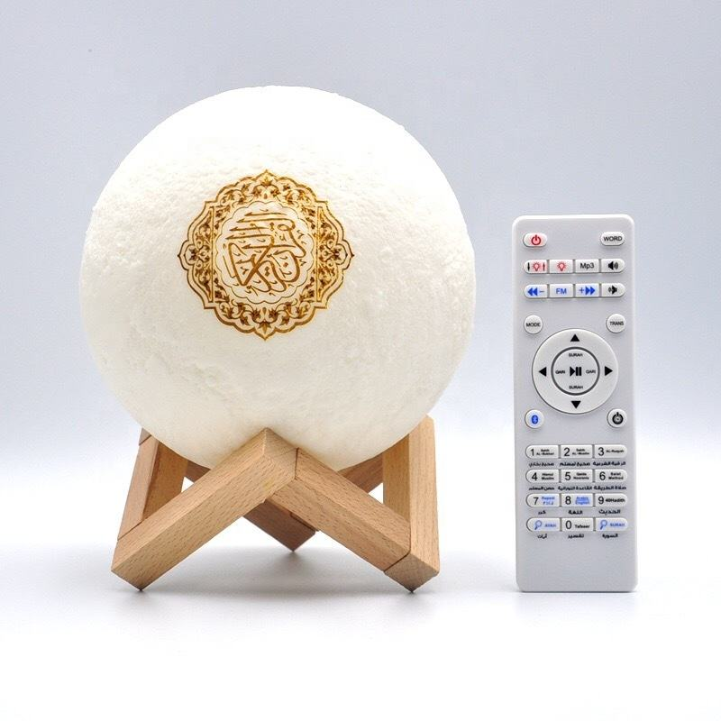 2019 Ihmade <span class=keywords><strong>Quran</strong></span> Speaker FM-Radio Remote Control 30 Al <span class=keywords><strong>Quran</strong></span>-Pemain Reciters Digital 1