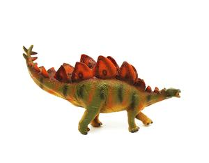 Wholesale Eco Friendly Realistic Stegosaurus Dinosaur model Toy