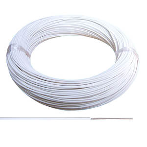 Tinned/Silver/Nickel Plated PTFE FEP Insulated Heat Wire