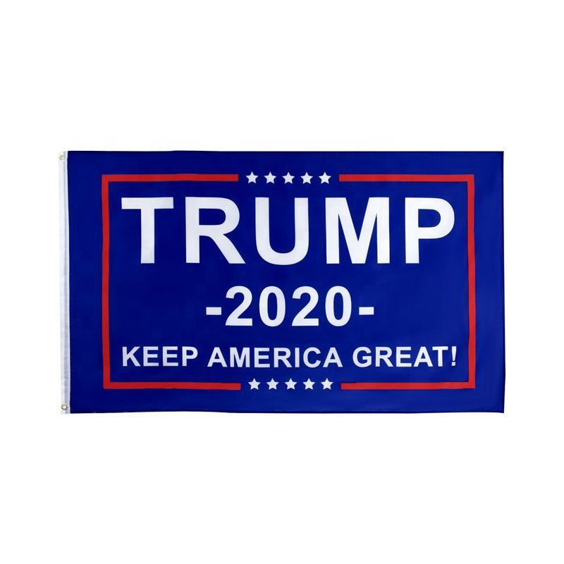 Caldo del commercio all'ingrosso 3 * 5ft poliestere bandiera banner 2020 stampa Donald <span class=keywords><strong>trump</strong></span>