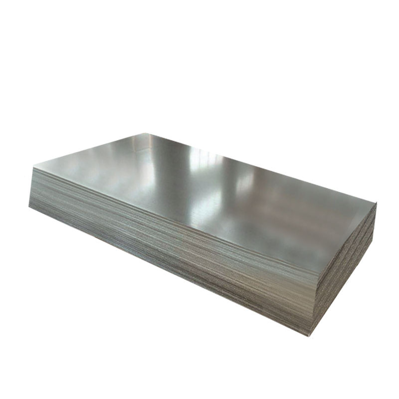 Galvanized Iron Sheet 1.5mm Thick Galvanised Plate Steel Plain Sheet