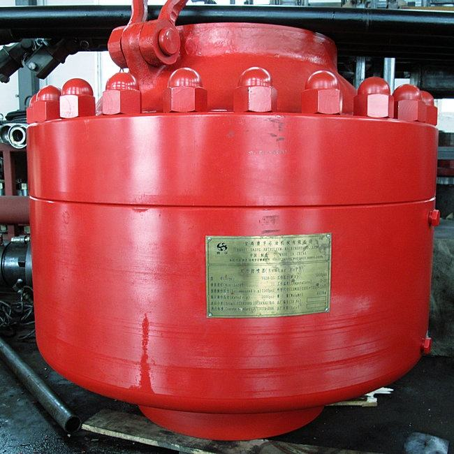 "Oilfield Tools Equipment API 13 5/8""-5000Psi/10000PSi Hydraulic Annular Blowout Preventer BOP"