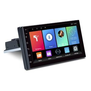 Neue ankunft 7 Inch Android auto dvd player spiegel link/bluetooth/FM/navigation & gps 1 din android auto-player radio