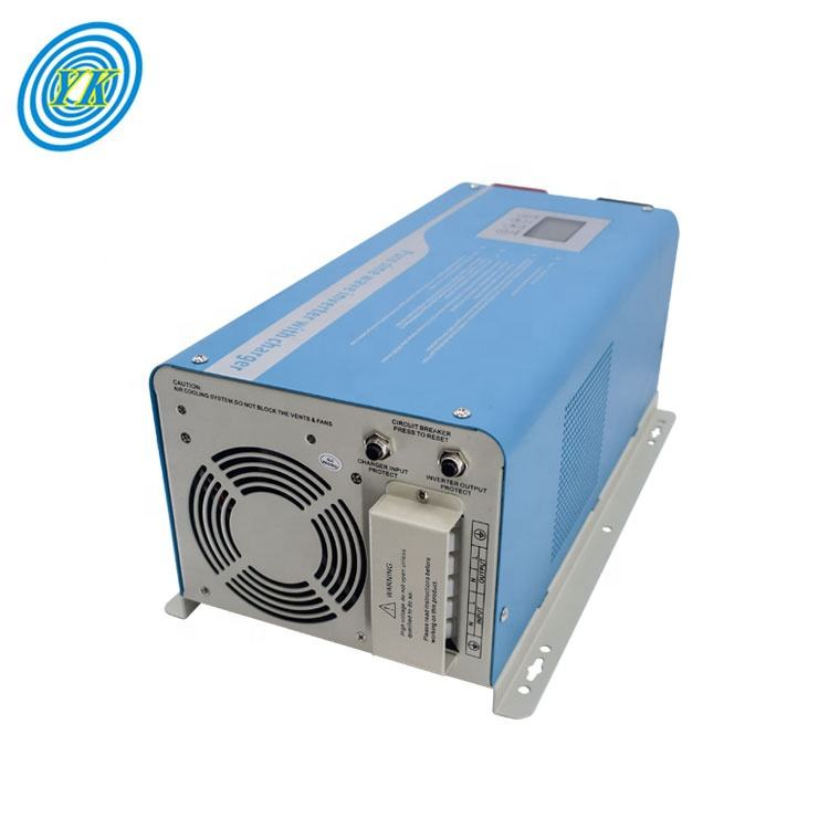 Low frequency 24v to 220v 1000 watt dc to ac power inverter for home