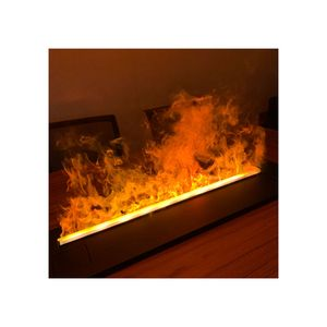 Hot Sale Best Quality Recessed Parts Wood Electric Fireplace