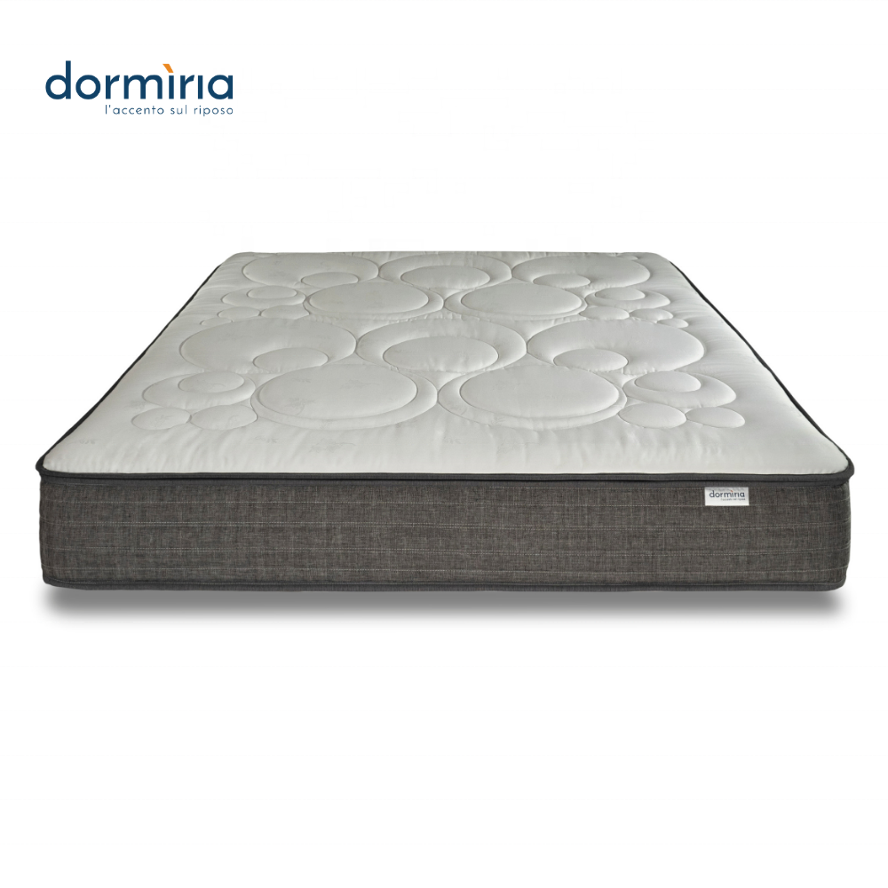 Memory Foam Mattress with Pillow Top 100% Made in Italy Top design - All sizes