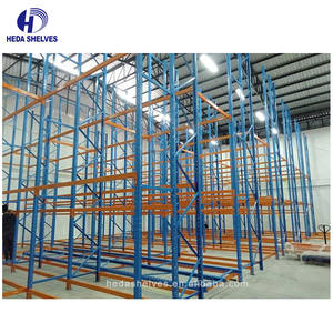manufacturer Heavy Duty warehouse shelving steel storage pallet racking System