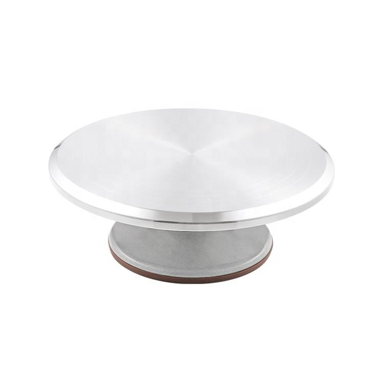 Aluminium Alloy Cake Turntable Cake Decorating Tools Cake Stand