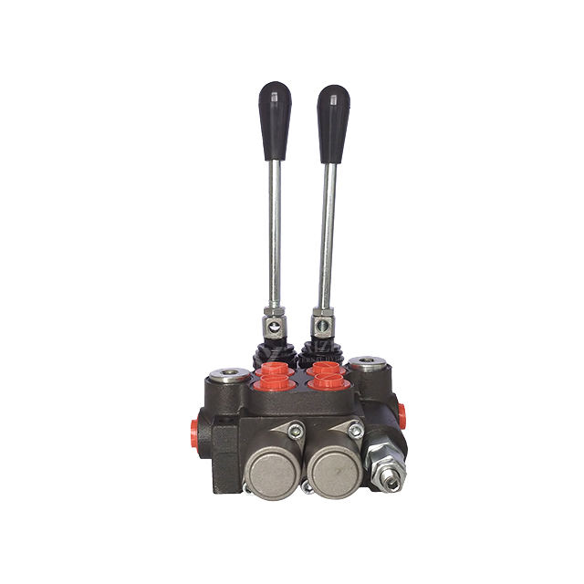 Sectional Control Valve Reducing Relief Control Valve For Agriculture Machinery, Z50 Z80 Sd14 Hydraulic Parts Monoblock Valve