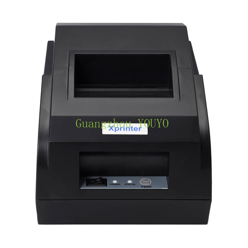 xprinter Mini 58mm Thermal Ticket Printer Thermal Pos Receipt Printer with USB Interface Restaurant Bill Printer