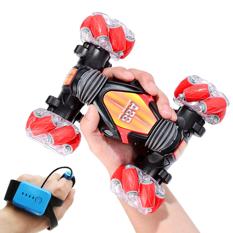 Zigo <span class=keywords><strong>Tech</strong></span> Stunt Double Side Drift Rc <span class=keywords><strong>Speelgoed</strong></span> Gebaar Hand Auto Afstandbediening