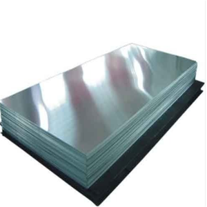 5005 Silver Hard Anodized coated Aluminum Sheet 1.2mm 0.5mm thick mirror finish aluminum sheet