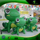 New Product Giant Inflatable Green Frog Hongyi Toys Advertising Inflatable Cartoon Characters PVC Balloon Cartoon Model