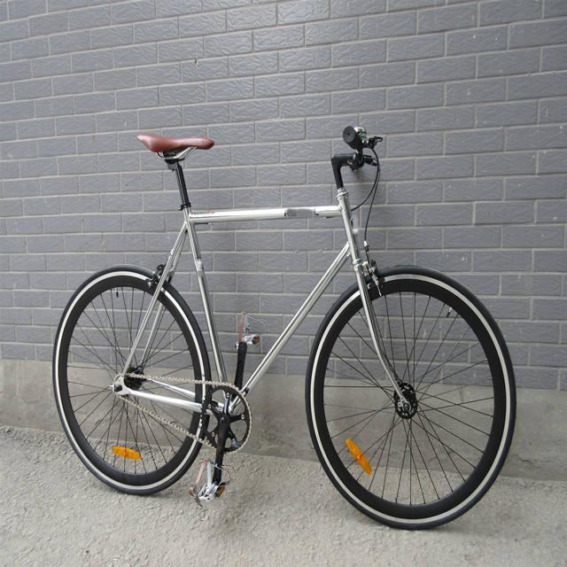 BMX U Brake Rear Alloy Chrome Mountain Bicycle Brake Fixie Bike Brake