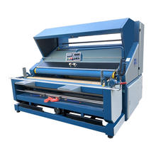 SUNTECH Tension Controlling Knitted Fabric Inspection Machine