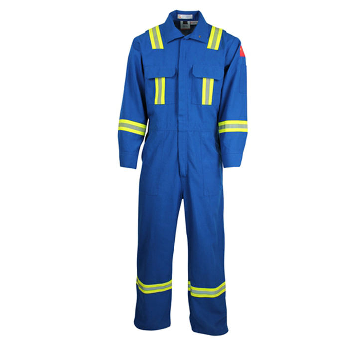 Fireman Fighting Suit Nomex Fire Retardant Coverall FR Clothing Boiler Suit