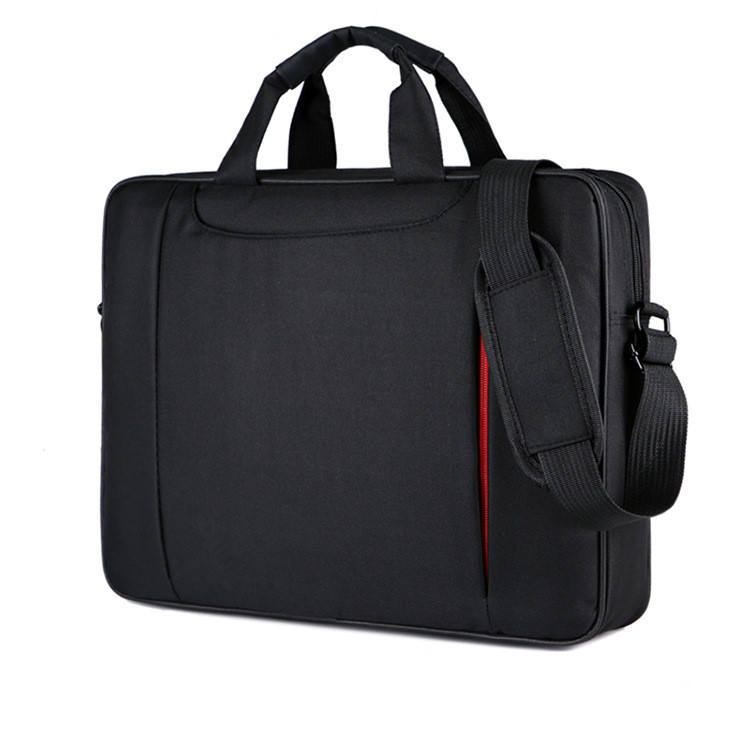 promotional cheap branded business shoulder tote fashionable laptop bags 15 inch