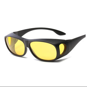 Fashion hot selling Anti glare UV polarized DAY night vision sunglasses night vision driving glasses