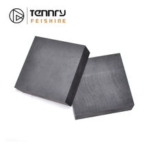 China EDM Sparking Carbon Isostatic Graphite Blocks