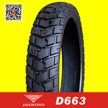 Diamond Motorcycle Tire Tubeless for 110/70-17