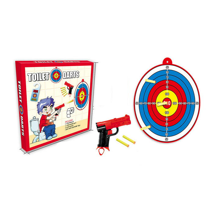 Lustige <span class=keywords><strong>Wc</strong></span> Darts Spielen Spiel <span class=keywords><strong>Spielzeug</strong></span>