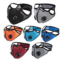 Dust Face Maskes Reusable with 1pcs Activated Carbon Filters Protective Face Maskes, Breathable Adjustable Sports Maskes unisex