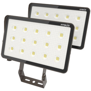 30W 50W 70W Low power 2-pack Trunnion Warehouse IP65 Outdoor LED flood light