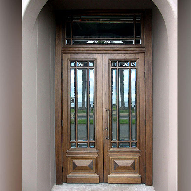 outdoor front wood doors designs classic exterior door villas main entrance wooden doors