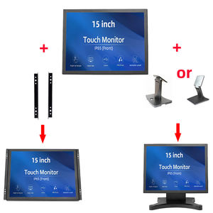 Studio Monitor Touch Screen Cctv Best Hd Portable 11.6