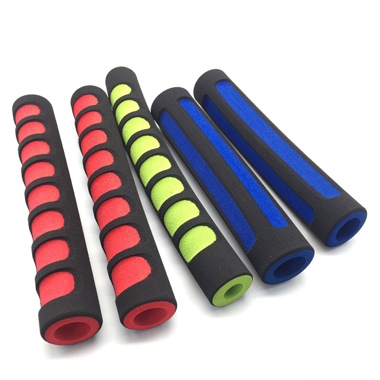 Rubber Bike Foam Cover Bar Soft Handle Grip