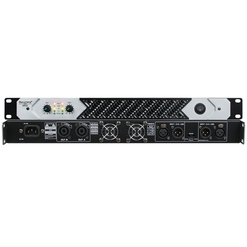 Pertemuan Profesional Tahap Switch <span class=keywords><strong>Mode</strong></span> 1U Digital Power Amplifier