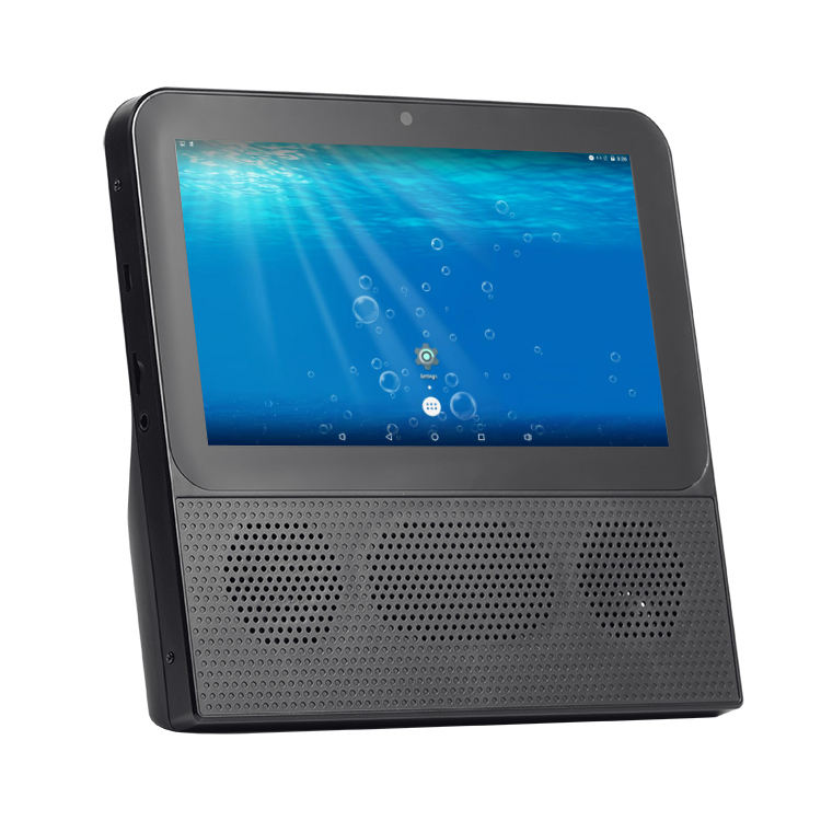 "Kleine 7Inch Digitale Touch Screen 7 ""Smart Home Android Interactieve Apparaat/Mini Android Pc Met Speaker & camera"