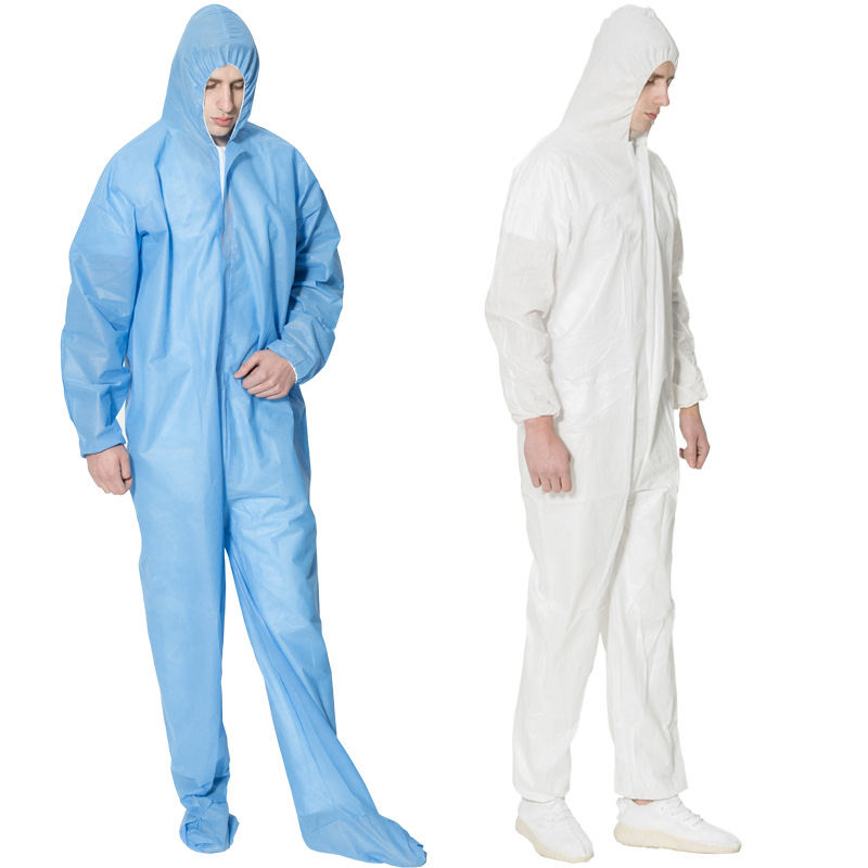 SMS non-woven medical disposable protective clothing