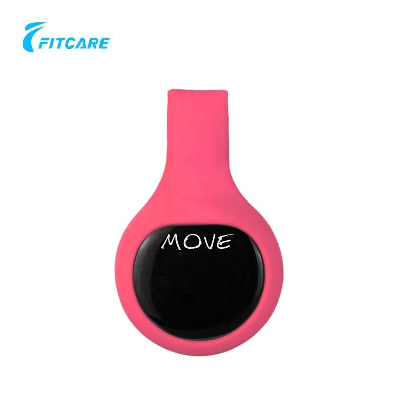 Factory special offer fitness pedometer perfect healthy gift pedometer clip type bluetooth pedometer with APP
