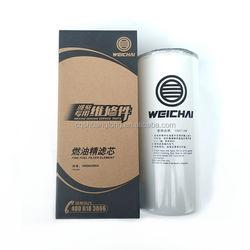 Weichai engine fuel filter 612630080087H/1000422382a