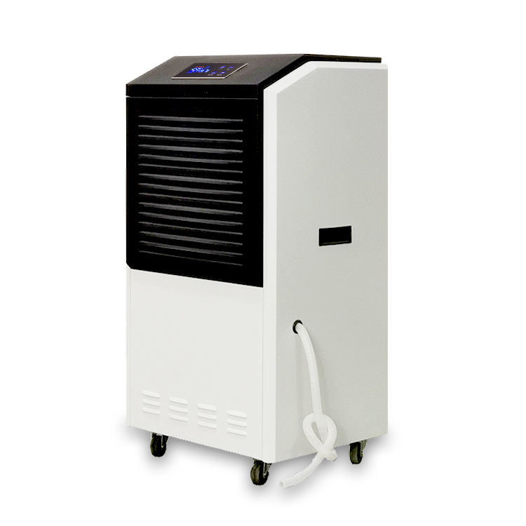 220v R410a ODM industrial dehumidifier with pump