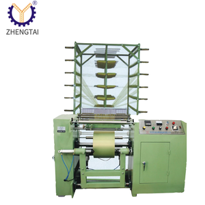 High Quality Low Price Automatic Sectional Textile Creel High Speed Elastic Yarn Warping Machine