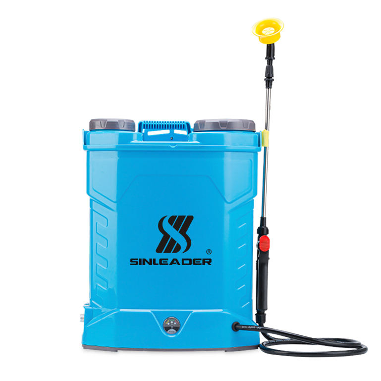 Battery operated agricultural spray machine electric sprayer pump