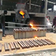 Iron Smelting Steel Electric Induction Metal Melting Industrial Furnace