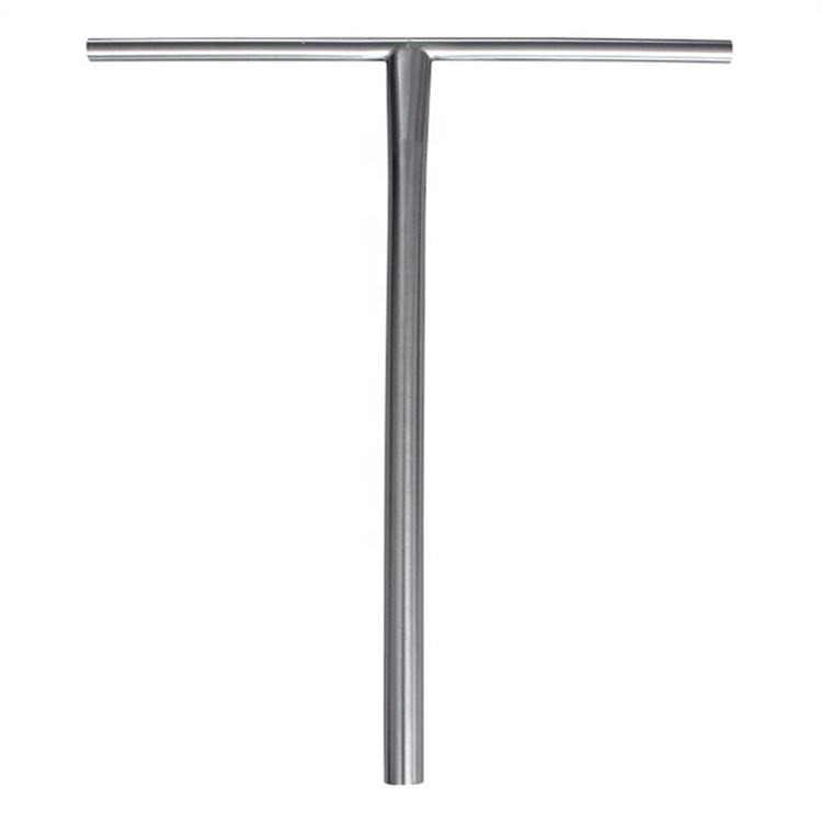 Ultralight Titanium Handle Bar Pro Scooter Bars Over sized Titanium T Bar 720mm Height 610 mm Width For Stunt Scooters