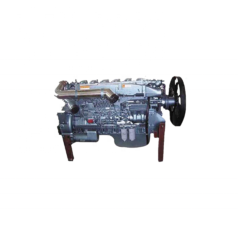 China Supplier HOWO Truck Spare Parts D12 Engine Assy AZ6100001216