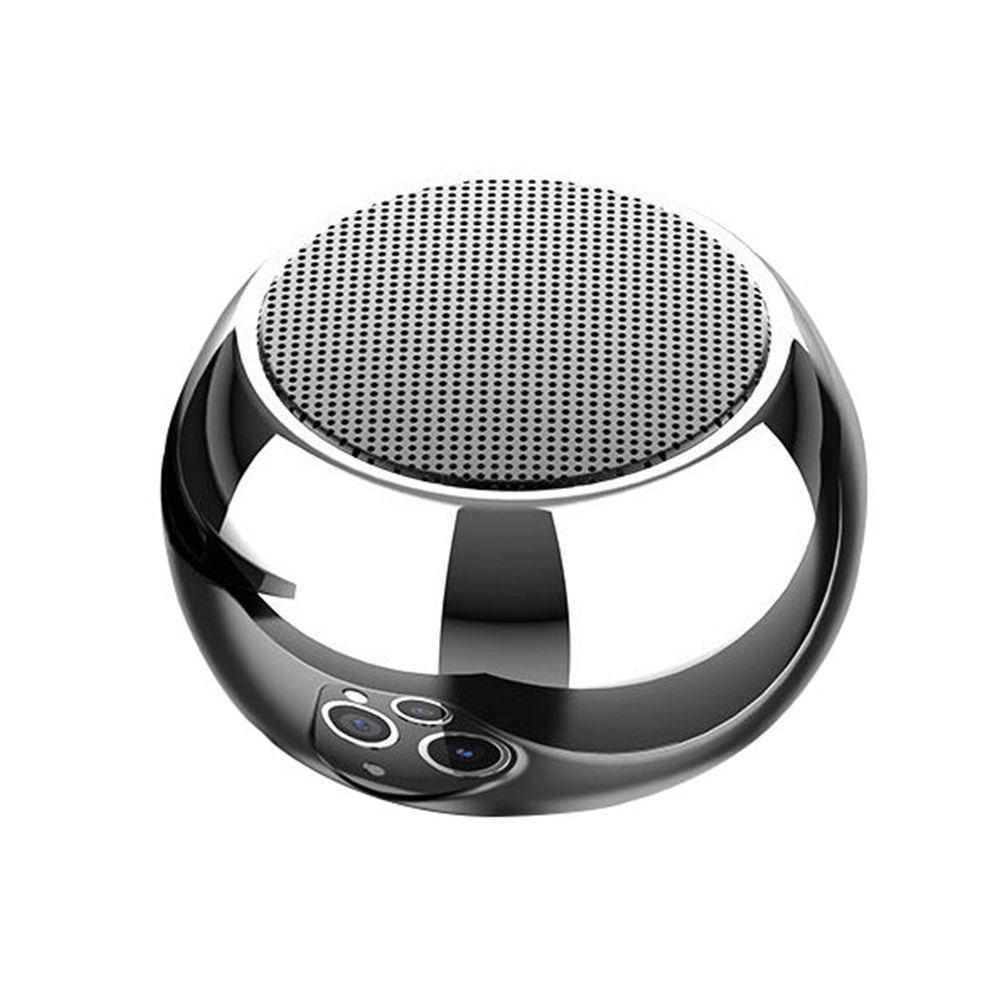 M3 3D Surround Mini Rechargeable Audio Portable Heavy Bluetooth 5.0 Travel Wireless USB HIFI Stereo Bluetooth Speaker