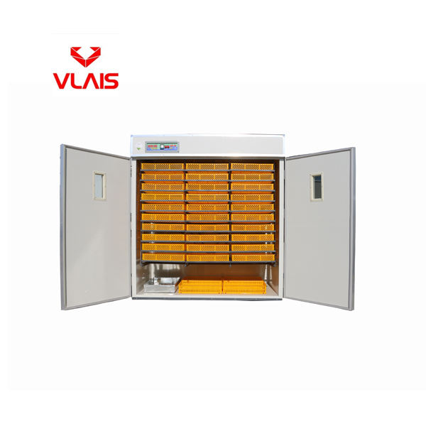 Fully automatic high hatching rate 5000 capacity large chicken incubator electric egg incubator