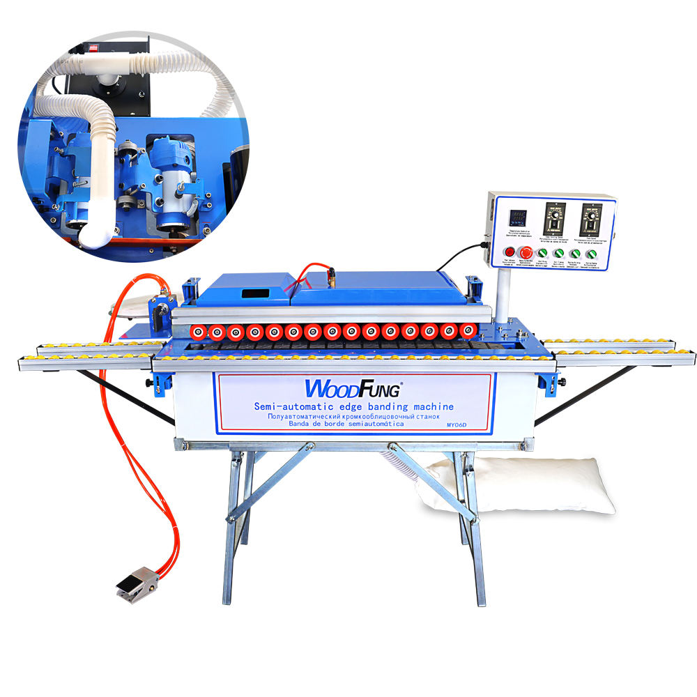 furniture edge bander CE approval edge banding machine with new style my06d