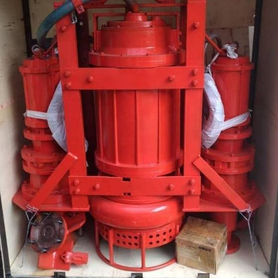 Electric submersible dredge pompe