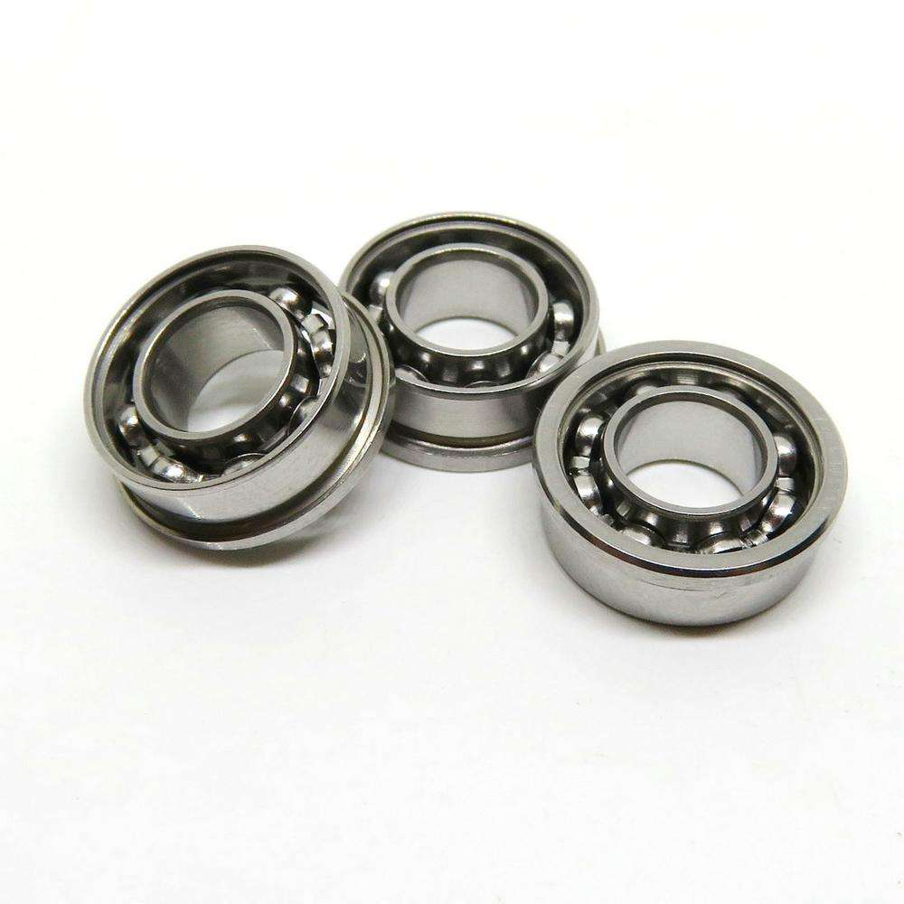 S697zz 7x17x5 mm S697 Stainless Steel 440c Ball Bearing Bearings 5pcs