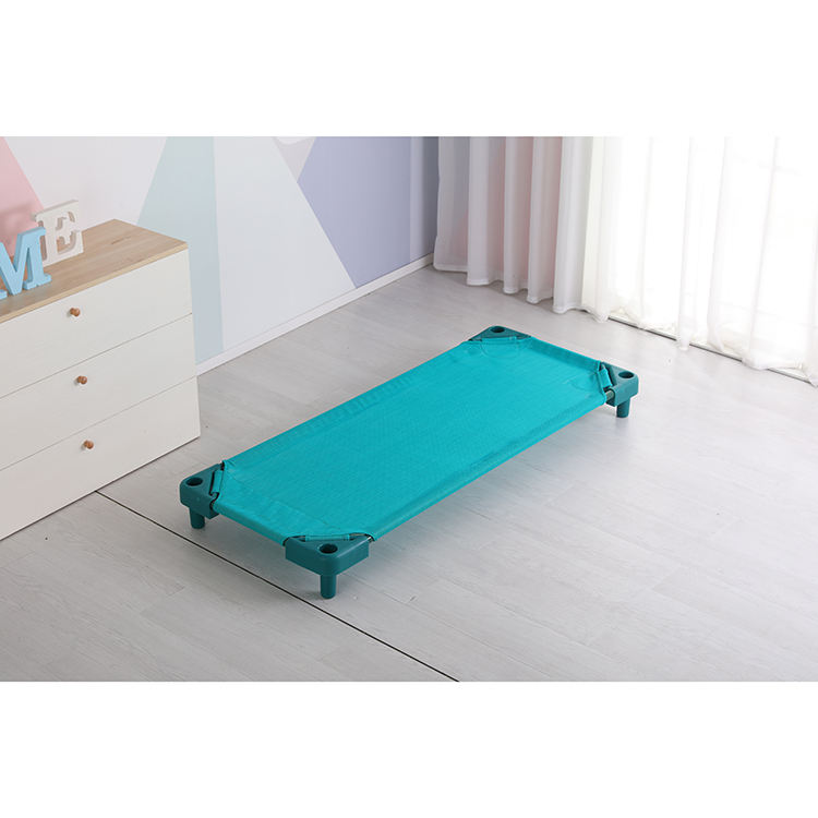 Promotional wholesale simple High quality China cheap plastic bed for kid
