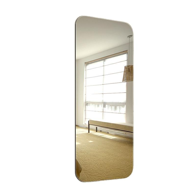 top quality and factory direct on sale mirror low price stick on wall mirrors /hall decor wall mirror