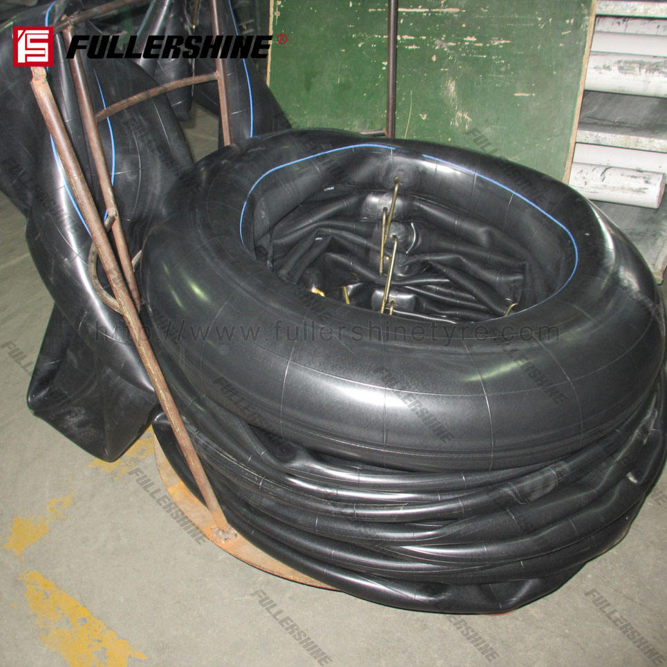 butyl inner tube with high rubber content in high quality 1200R24 1200R20 1100R20 1000R20 900R20 750R16 700R16